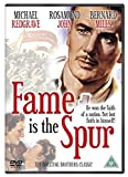 Fame Is the Spur [ NON-USA FORMAT, PAL, Reg.0 Import - United Kingdom ]
