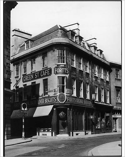 Photographic Print Of Bath Buns - Online Shop Oliver St