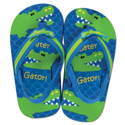 Stephen Joseph Flip Flop Alligator