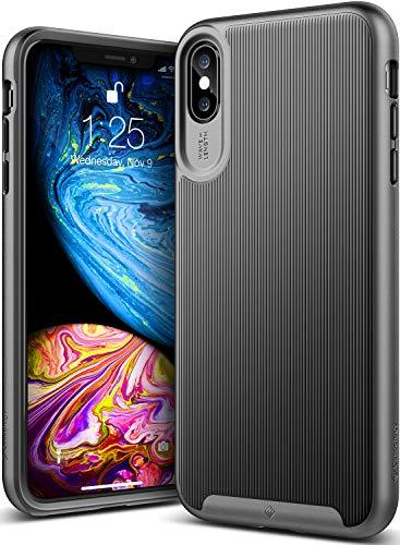 Caseology [Wavelength Series] iPhone XS Max Case - [Stylish & Protective] - Black