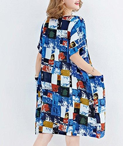ELLAZHU - Vestido - para mujer