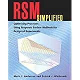RSM Simplified: Optimizing Processes Using Response Surface Methods for Design of Experiments