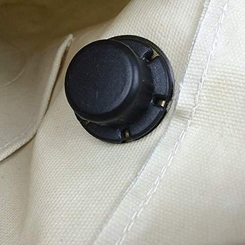 manici amp; O bag Kit tappi borse compatibili bulloni Vento per Silver ZfA7gx
