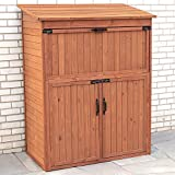 Leisure Season SCT1753 Storage Cabinet with Drop