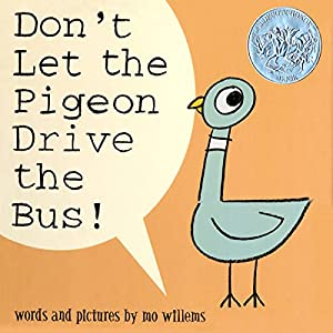 Don't Let the Pigeon Drive the Bus Audiobook