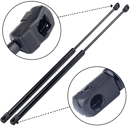 Lift Supports,ECCPP Front Hood Lift Supports for 2007-2013 Acura MDX Compatible with 6513 SG226026 Struts Set of 2