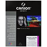 CANSON Infinity Photo Lustre, 8.5
