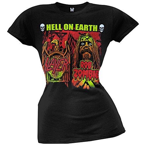 Zombie T-Shirts Band - 8