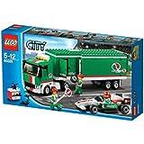 レゴ (LEGO) シティ グランプリトラック 60025