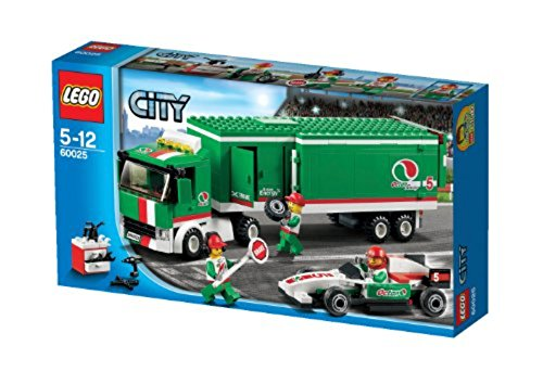 Grand Prix Set - LEGO City 60025 Grand Prix Truck Toy Building Set (MFG Age: 5 - 12 years)(