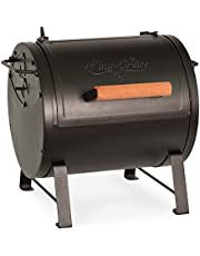 Char-Griller Box Charcoal Grill, Black