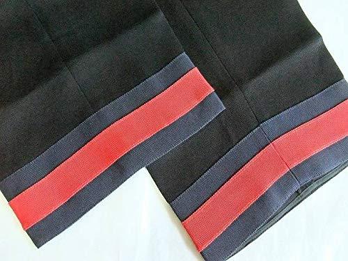 2be41909e968 Amazon | (グッチ)GUCCI レディースパンツスーツ レディース 黒×ネイビー×レッド 【中古】 | サングラス 通販