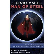 Story Maps: MAN OF STEEL Screenplay Analysis