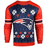 Forever Collectibles NFL Men's Printed Ugly Sweater, Multiple Teams