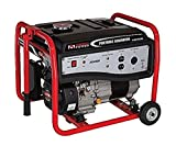 Amico AG4500 Power 3500W Generator, Red