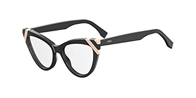 b6a32f4ff93 FEN Plastic Cat Eye Eyeglasses 51 0KB7 Gray at Amazon Women s ...