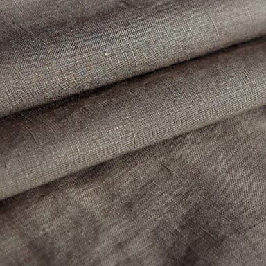 Ropa de Cama de Terciopelo de Lino/algodón, Ambos, marrón Claro.: Amazon.es: Hogar