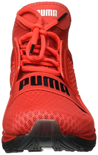 PUMA IGNITE LIMITLESS Herren Sneakers High Risk Red