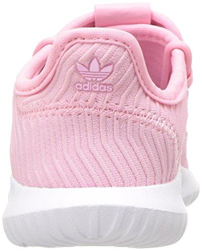 Pictures of adidas Originals Kids' Tubular Shadow 313086 Light Pink/Light Pink/White 8