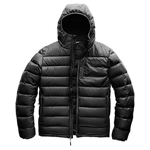 (The North Face Men's Aconcagua Hoodie - Asphalt Grey - L)