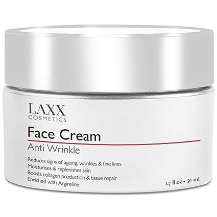 Potente crema facial antiedad con Matrixyl 3000 – reduce los signos de envejecimiento, líneas finas