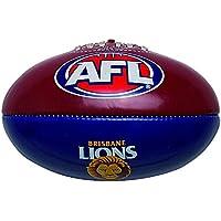 Brisbane Lions AFL Footy 20cm PVC Football