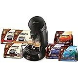 Senseo Coffee Maker Bundle including Senseo Coffee Variety Pack Sampler -6-flavor (Pack of 6)
