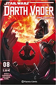 Star Wars Darth Vader Lord Oscuro Nº 08 por Charles Soule epub