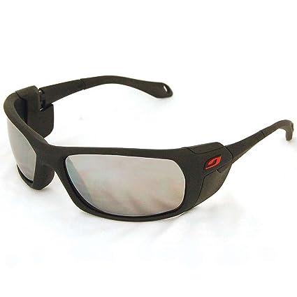 0c42059712 Julbo Bivouak Sunglasses Matt Black   Spectron 4   Silver One Size