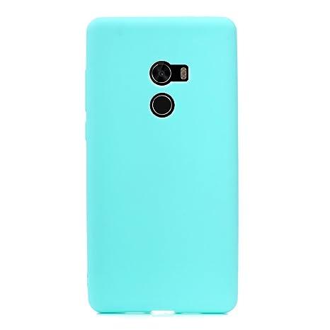 Funda Xiaomi Mi Mix 2 Silicona Carcasa Suave Flexible TPU ...