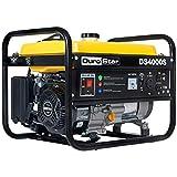 DuroStar DS4000S, 3300 Running Watts/4000 Starting Watts, Gas Powered...
