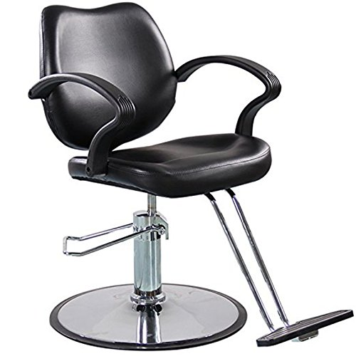 22' Chair (REAL-LIFE Beauty Tools Salon and Spa Using Barber Chair Salon Equipment)