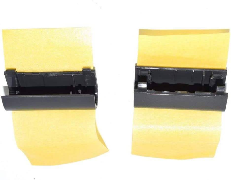 GinTai LCD Hinge Cover L+R Replacement for Dell Latitude Chromebook 3180 p26t sm2r2, 5pcs