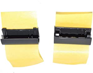Zahara Laptop LCD Hinge Cover Axis Cap Left & Right Replacement for Dell Latitude 3180 Chromebook 3180