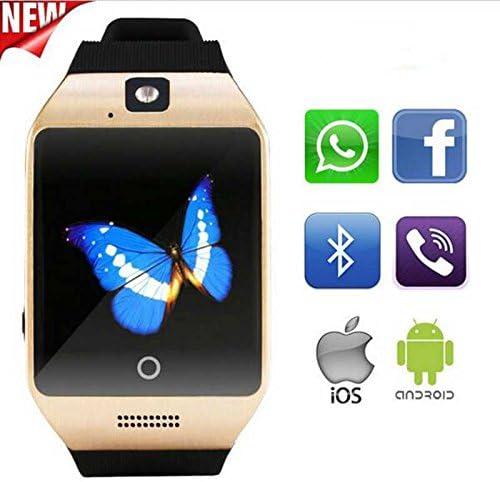 Amazon.com: Reloj inteligente Bluetooth Q18 NFC pulseras ...