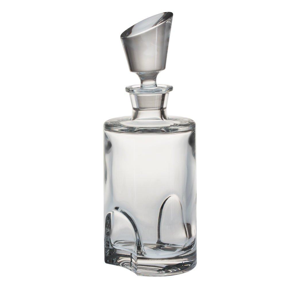 Neu/&OVP Serie Kathrene Whisky Set Karaffe Bleikristall 24/% PbO 6 Gläser
