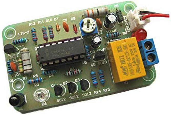DIY Electronic kit Set Infrared Parking Sensor kit Infrared Distance Sensor DIY Electronic Kits Projects