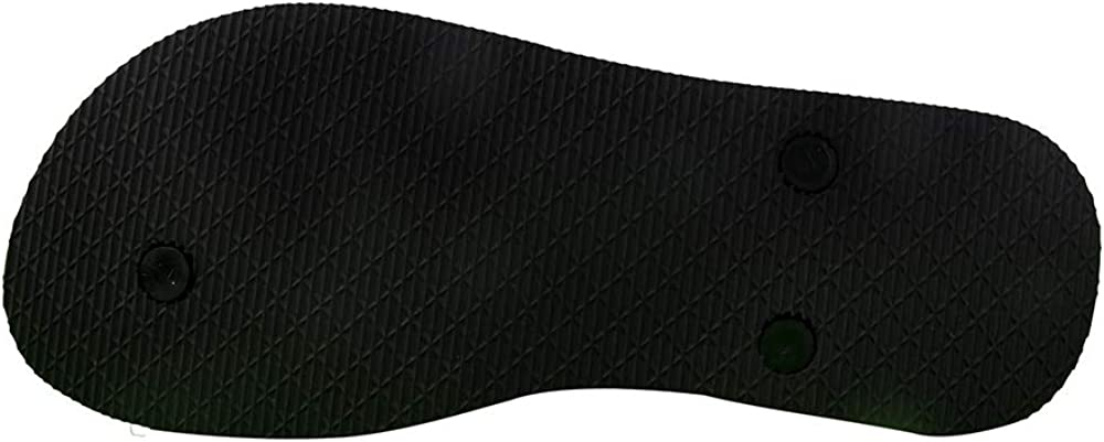 Banana Leaf Unisex Flip Flops Thong Sandals for Summer Beach Shower Rubber Sandals