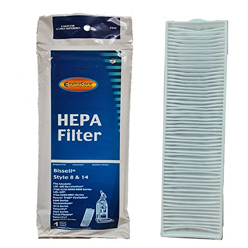 Win Bissell Style 8 14 Pleated Post Motor Filter 3910
