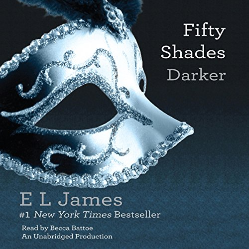 Fifty Shades Darker: Book Two of the Fifty Shades Trilogy Audiobook [Free Download by Trial] thumbnail