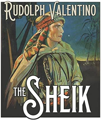 Image result for The Sheik (1921)