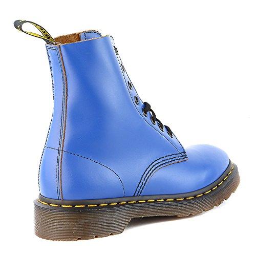Dr. Martens Dames Pascal Hoefijzers Blauwe Vintage Glad