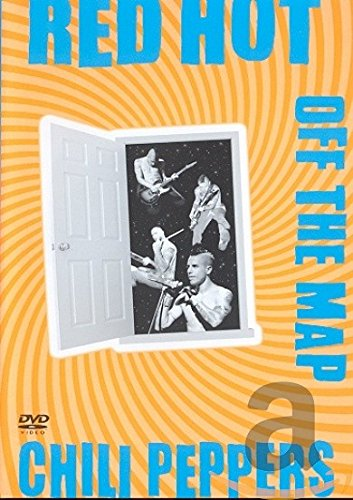 Red Hot Chili Peppers - Off the Map (Central Maps)