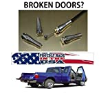 Ford F Series Extended Cab Rear Suicide Door, Door Lock Cable Repair Kit 2004, 2005, 2006 2007,2008