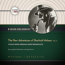 The New Adventures of Sherlock Holmes, Vol. 2