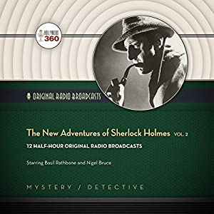 The New Adventures of Sherlock Holmes, Vol. 2 Radio/TV Program