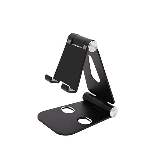 Holder Stand For Iphone 8 7 7plus 6s 6 5s 5 Cellphone For Kindle Ebook Aluminum Metal Mobile Phone Tablet Desk 1pc Low Price Cellphones & Telecommunications