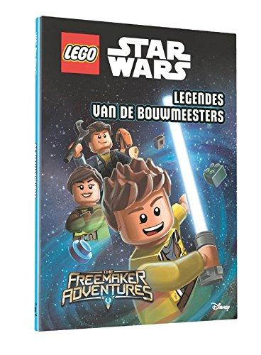 Legendes van de bouwmeesters Lego Star Wars de avonturen van ...