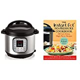 Instant Pot DUO60 6 Qt 7-in-1 Multi-Use Programmable Pressure Cooker with The Instant