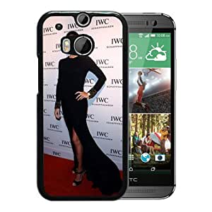 Beautiful Girl Cover Case For HTC ONE M8 With Adriana Lima Girl Mobile Wallpaper(61) Phone Case